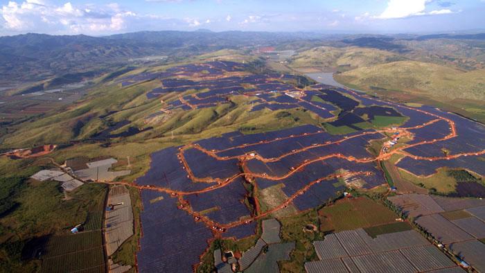 Jianshui Honghe Grid