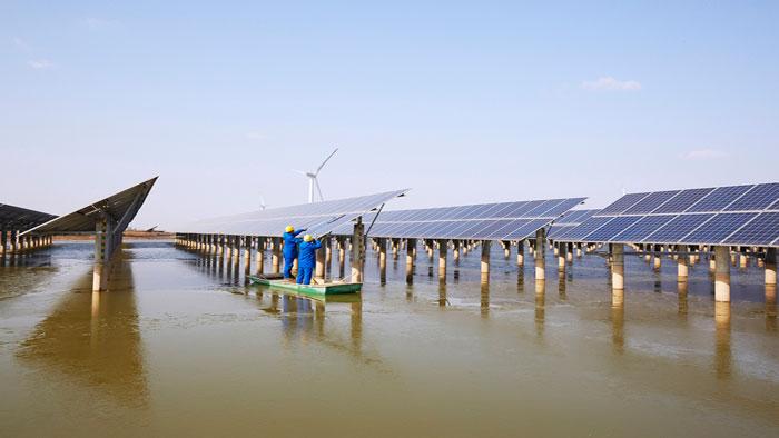 全球领先的太阳能光伏发电整体解决方案提供商  天合光能