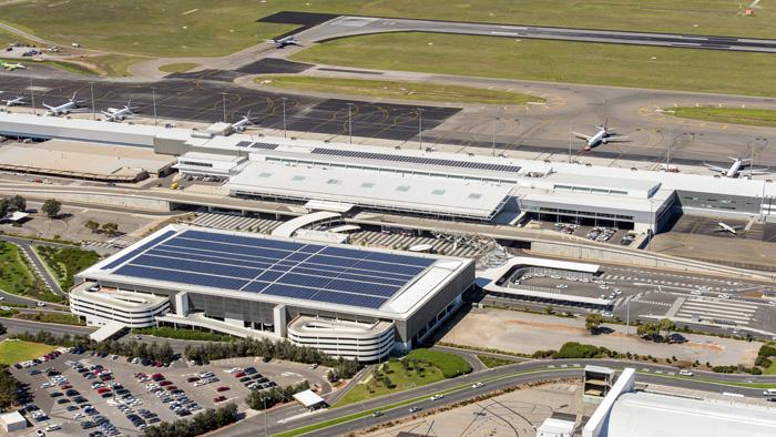 Aeropuerto Adelaide