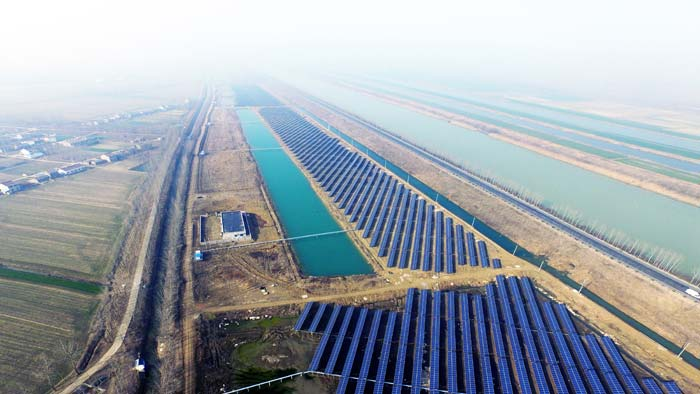 淮安复兴10MW光伏项目