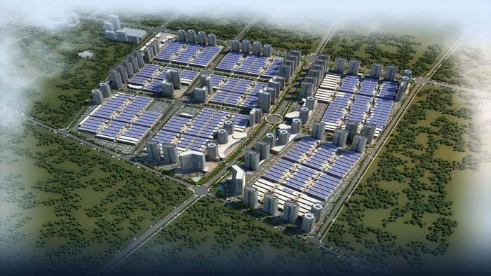 合肥京商商贸城30MW光伏项目