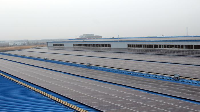 山东荣成一期11.37MW项目