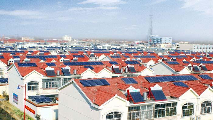 Photovoltaic Town