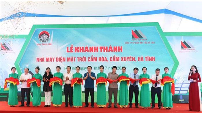 Vietnam Ha Tinh solar energy
