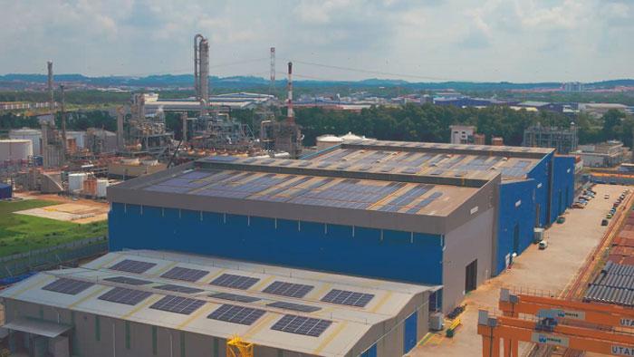 Petronas' Malaysia Marine & Heavy Engineering (MHB)