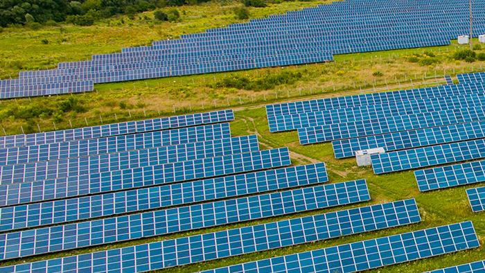 Sambir Solar Station