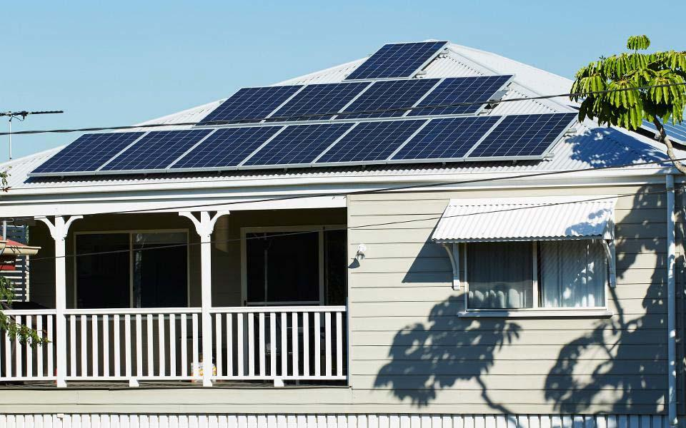 residential solar panel systems